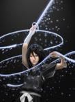 Kuchiki Rukia by iDNAR