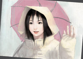 CG Girl 39 by iDNAR