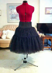 Tulle Skirt by UsagiHimesama