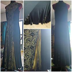 Flamenco Dress by UsagiHimesama