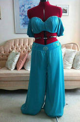 Princess Jasmine by UsagiHimesama