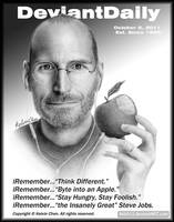 iRemember...Steve Jobs by kelch12