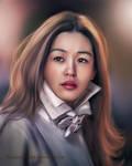 Gianna Jun by FantasyFusion