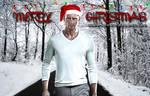 Alexander Skarsgard|Merry Christmas by JamieRose89