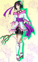 nayume - spring princess by DarkRinoa88