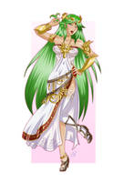 Palutena by DarkRinoa88