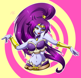 Commission: Charming Risky Boots by DarkRinoa88