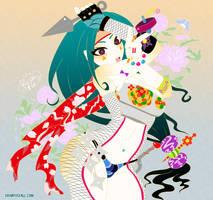 Katsu - Daimyo's Fall by DarkRinoa88