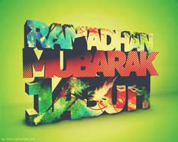 Ramadhan Mubarak 1430 H by dzinc