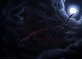 Through the Clouds by ShadowDragon22