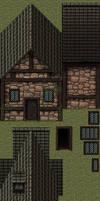 RPG Maker House by ShadowDragon22