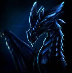 Dragon Elder by ShadowDragon22
