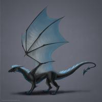 Adriano Dragon Commission by ShadowDragon22