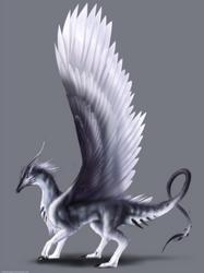 Keahi Dragon Commission by ShadowDragon22