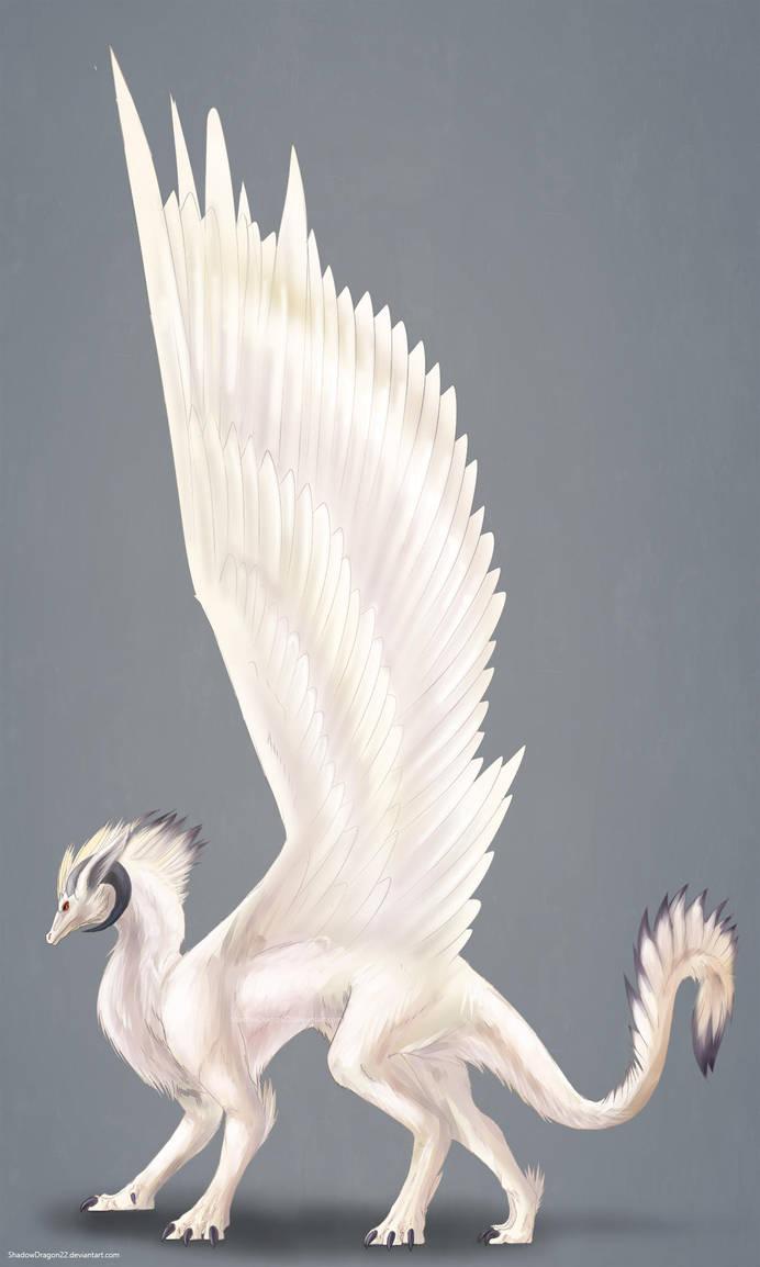 Aigla Dragon Commission by ShadowDragon22