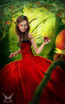 Forset fairy by MariamMohammed