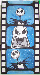 Jack Film Strip by Spiddles