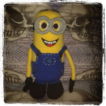 Dave the minion. by Spiddles