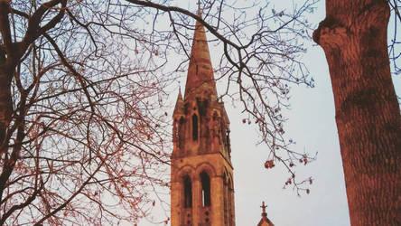 Night in Glasgow -1- by IoannisCleary