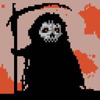 27-Death's Servant by Geminimax