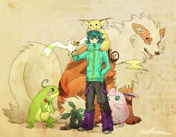 Super Team by McRomu