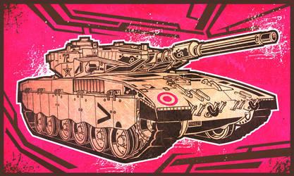 tank by albertoo
