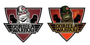gorilla warfare by albertoo