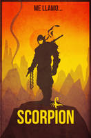 scorpion by albertoo