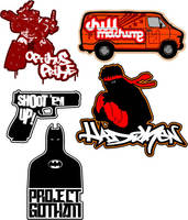 logos by albertoo