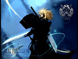 Cloud Strife by 17assassin