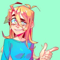 Aaaayyy by Krooked-Glasses