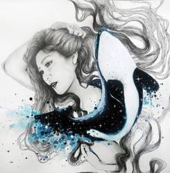 Orca by CarolCuibin