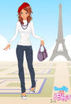 Dress Up in Paris - Result by Tifa22