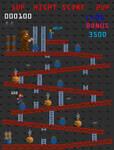 Donkey Kong Arcade by MiguelofKing