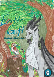 Erudite Gift DE Cover by MiguelofKing