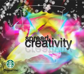 Spread creativity by paintingscars