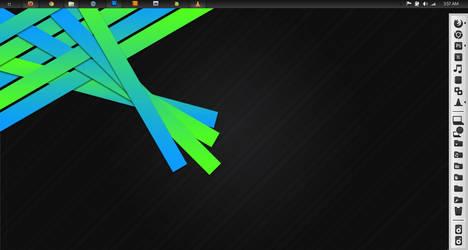 June Desktop by paintingscars