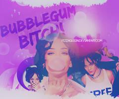 +EDICION: Bubblegum Bitch! | Rihanna by wondxful-lies