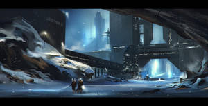 sector 3 by polosatkin