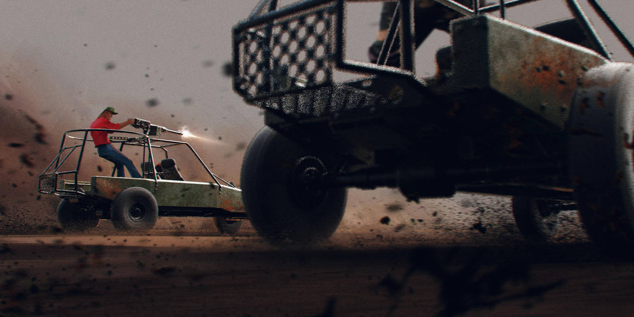 buggy 2 by polosatkin