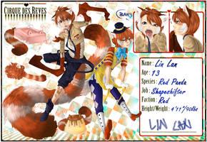 xxCdR: Lin Lanxx by Meguru-sama