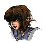 elf head by swinbox