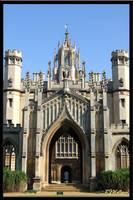 Cambridge Architecture 2 by Xeno834