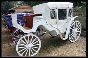 Wedding Carriage by Xeno834