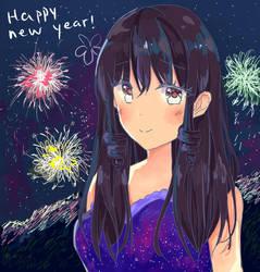 Happy new year (soon)~ by felixuxu