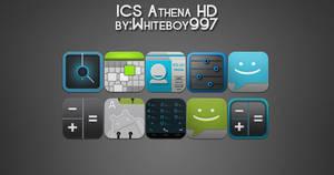 ICS Athena HD Preview by Whiteboy997