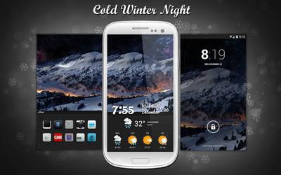 Cold Winter Night by Whiteboy997