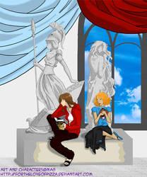 Modern Mythology by fortheloveofpizza