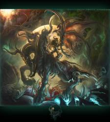 Defying The Fate  Daemon by IosifChezan