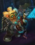 Unfair Chickenizer - Hearthstone Goblins vs.Gnomes by IosifChezan